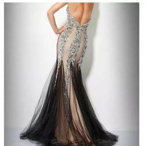 Jovani • Strapless Mermaid Dress